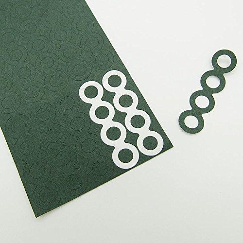 4x18650 battery insulators electrical insulating adhesive cardboard