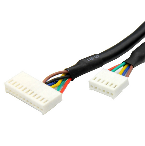 molex 2510 2 54mm pitch 4-12pin male plug connector electrical wiring  harness